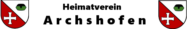 Heimatverein Archshofen